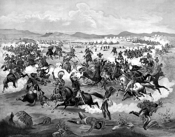 The Sioux Indian Wars