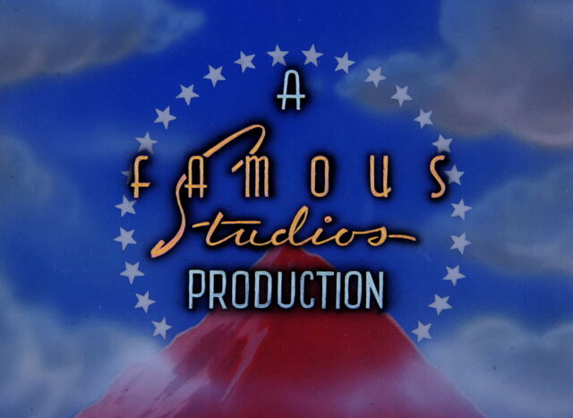Fleischer and Famous Studios