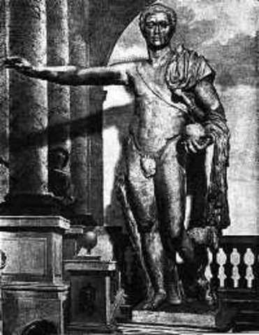Pompey defeats Mithridates (63 BC)