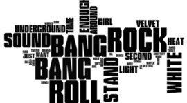 Rock & Roll History timeline