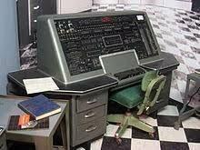 Primer ordenador con fines comerciales UNIVAC