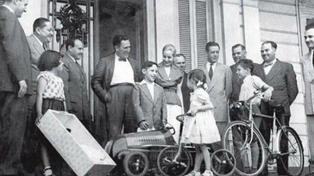Políticas sociales de Perón