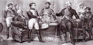 El engaño de Napoleón a la familia real