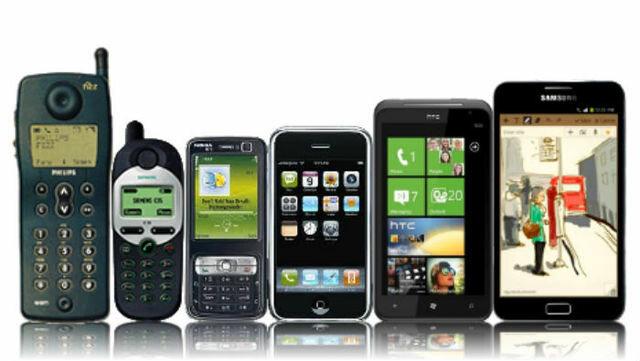 Auge de los móviles