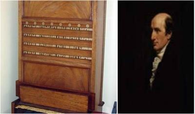 Charles Mahoneinventa la primeramáquina lógica, el demostrador lógico