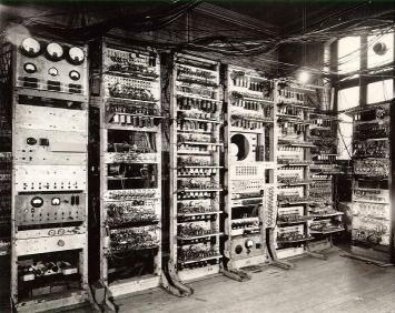 Ordenadores electromecánicos