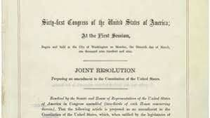 The 16th Amendment is Passed