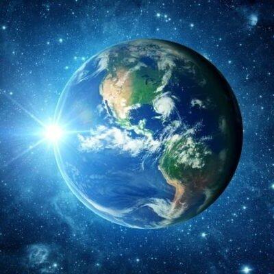 Origen y evolución de la Tierra timeline