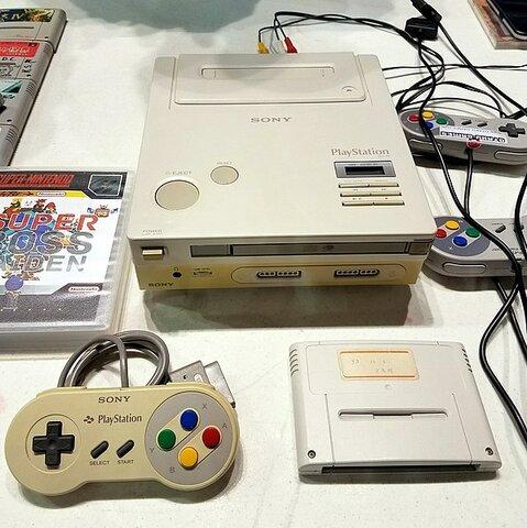 The Nintendo-Playstation
