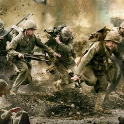Timeline of WWI and WWII