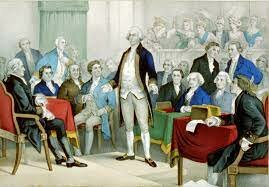 The First Continental Congress.