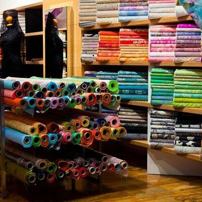 Evolución de la industria textil y de la moda  timeline