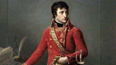 Napoleón Bonaparte (Representante del humanismo exótico)
