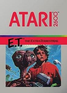 E.T. The Extra-Terrestreal