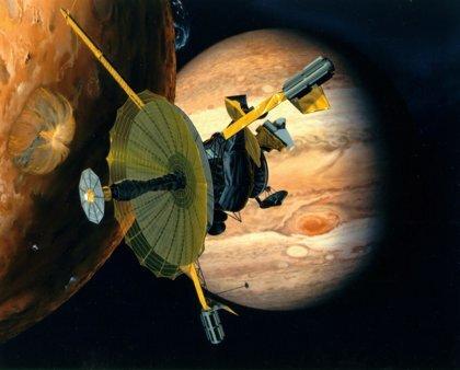 SONDA ESPACIAL GALILEO