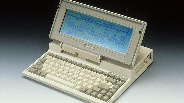 El primer ordenador en forma de portátil