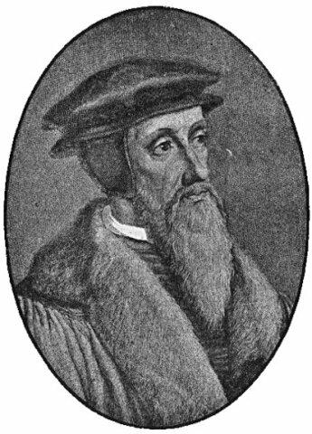joan calví crea el calvinisme