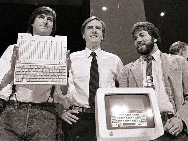Creación de la fundación Apple
