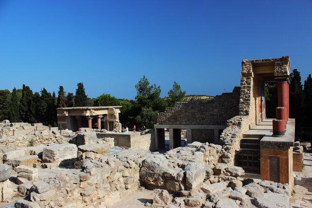 Aegean civilization.