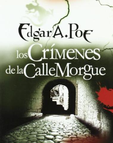 Publica su relato Los Crímenes de la Calle Morgue