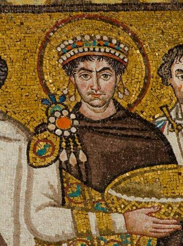 Neixament de Justinià I