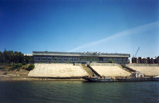 Новый речной вокзал