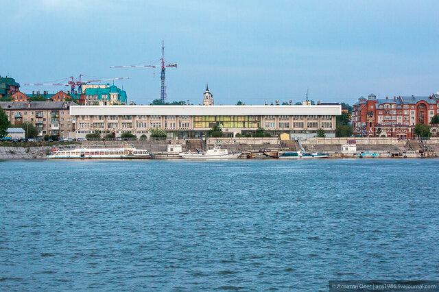 Создание АООТ «Томский речной порт»