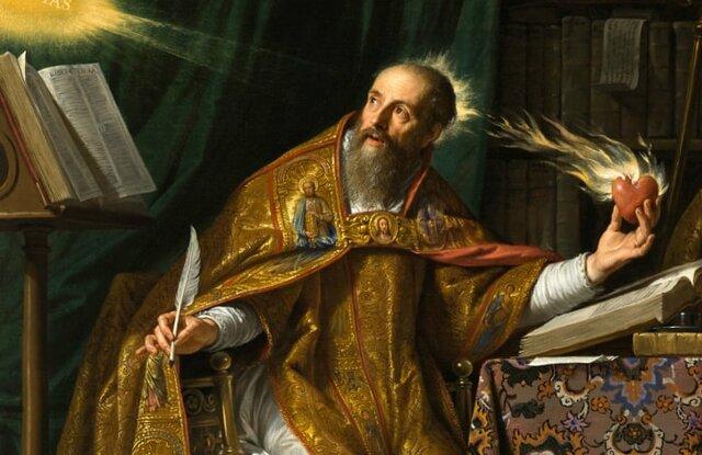 Edad Media y San Agustín de Hipona