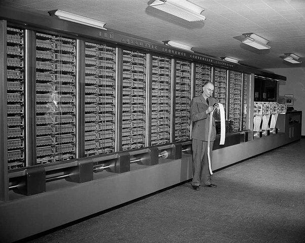 Las Computadoras en el Siglo XX