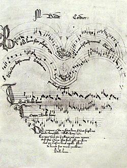Baude Cordier (c.1380-c.1440)