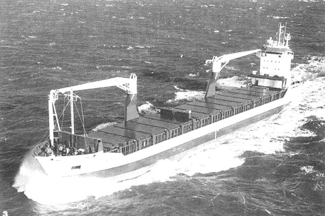 Томский порт оснастился судами грузоподъемностью от 1000 до 3000 тонн