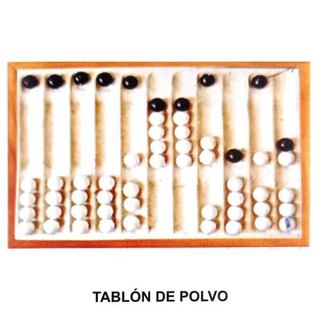 Tablón de Polvo