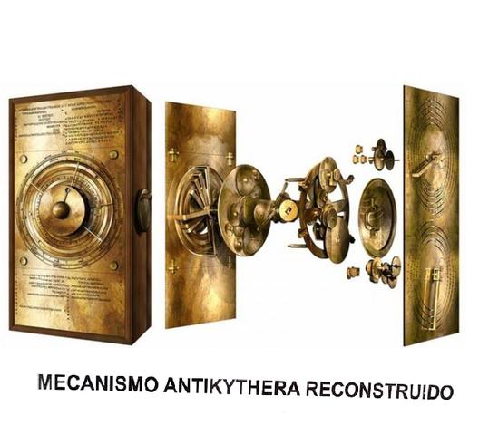 Mecanismo Antikythera/Anticitera