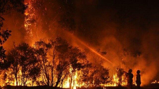 Incendis a Australia - climàtic