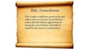 16 Amendment