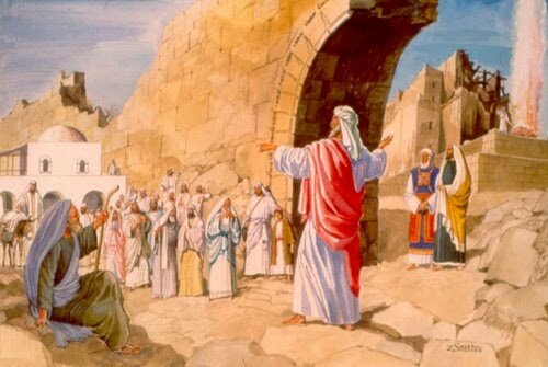 Haggai's Prophetic Ministry