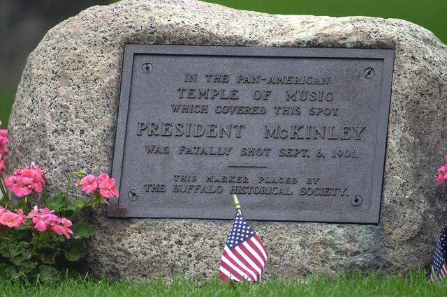 McKinley Assassinated