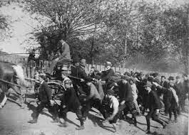Coal Miner Strike