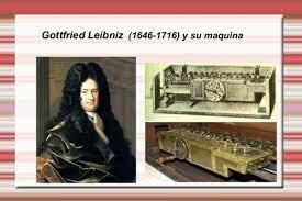 Calculadora Universal de Leibnitz