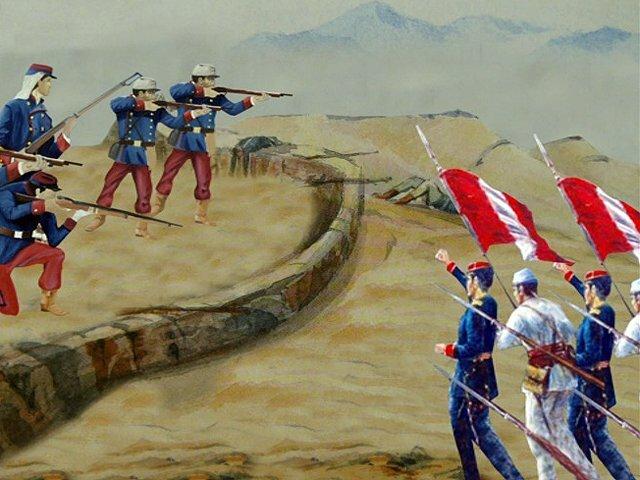 Batalla de Chorrillos y San juan