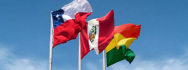 Declaración de guerra por parte de Chile a Perú y Bolivia
