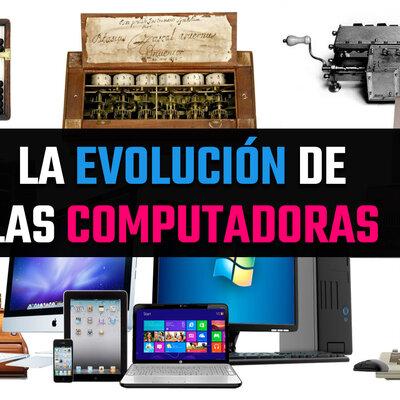 La evolución de la computadora timeline