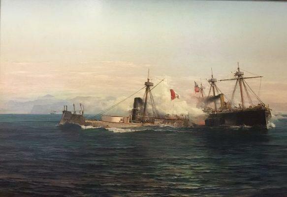 Campaña marítimas