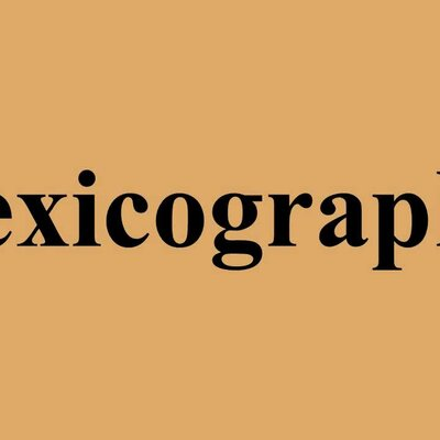 A Chronology of Major Events in the History of Lexicography timeline