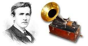 Edison Inventa el Fonógrafo