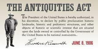 Roosevelt-Antiquities Act