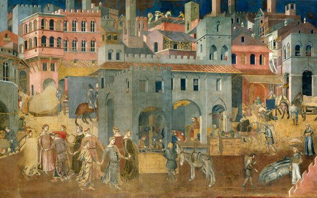Inizio del Basso Medioevo