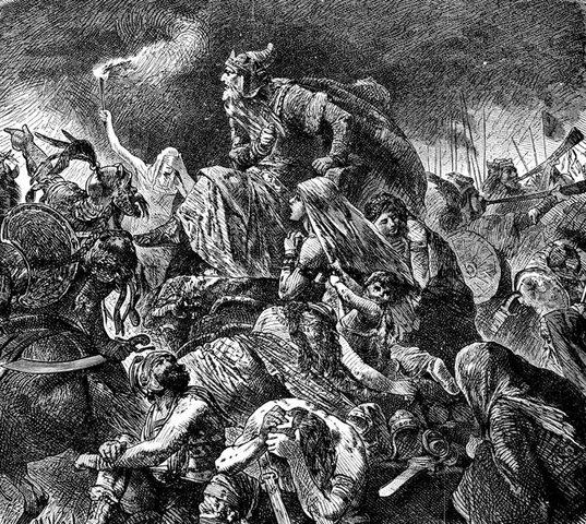 Sconfitta di Attila ai Campi Catalaunici