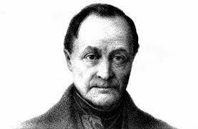 Augusto Comté (1798-1857)