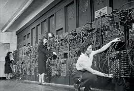 Creación de la primera computadora.